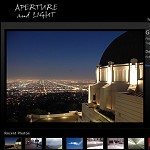Photography Gallery Website
