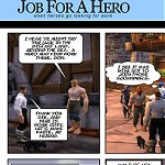 Web Comic Website